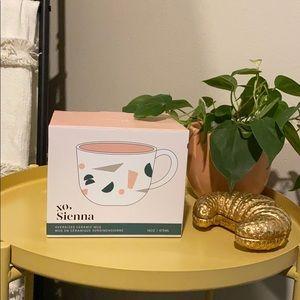 XO, Sienna Oversized Ceramic Mug!
